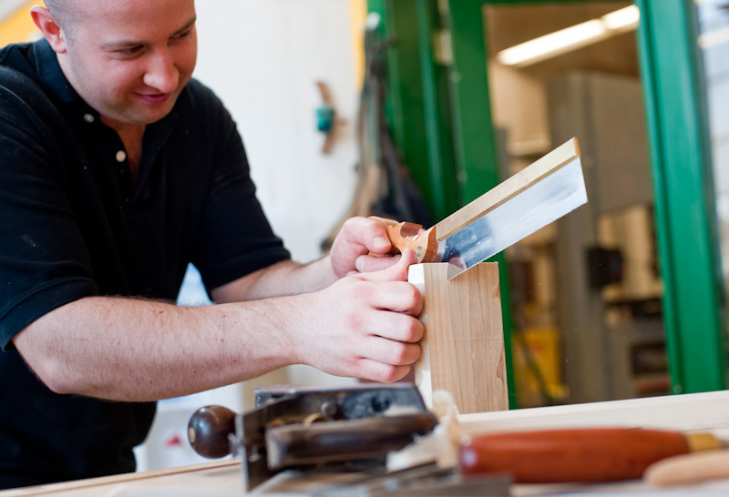 Matthew Blackburn, Master Woodworker