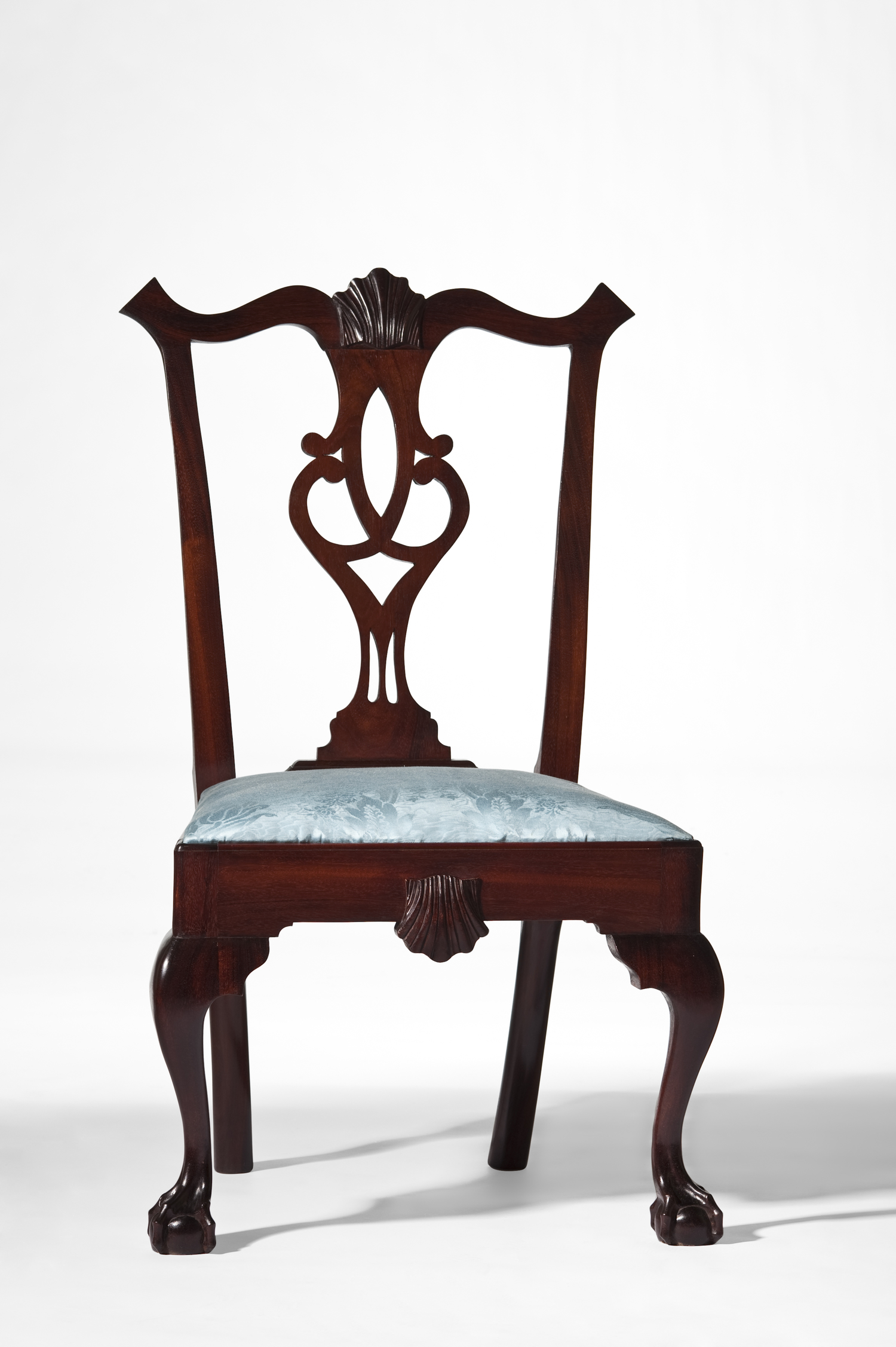 Mahogony Chippendale Chair
