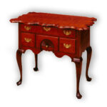 woodworking-lowboys-dressing-tables-turned-legs