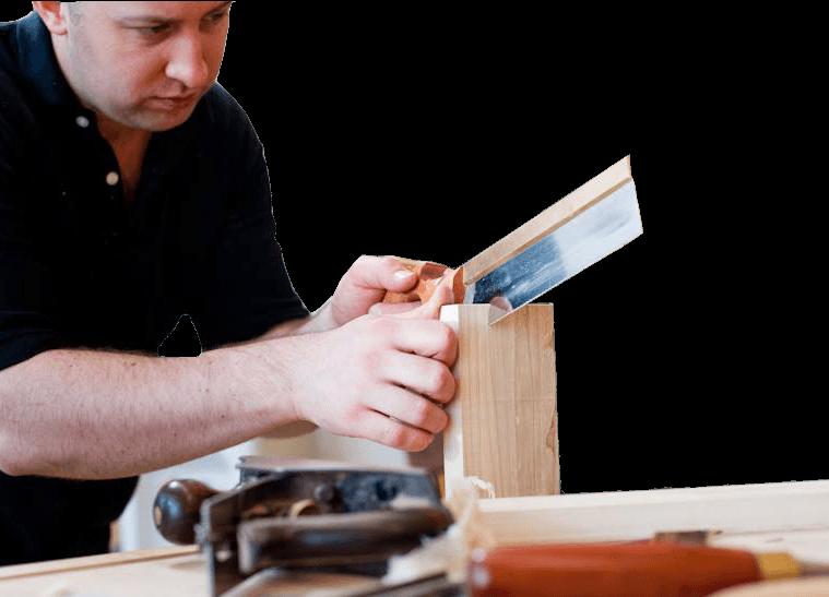 Matthew Blackburn, Master Woodworker