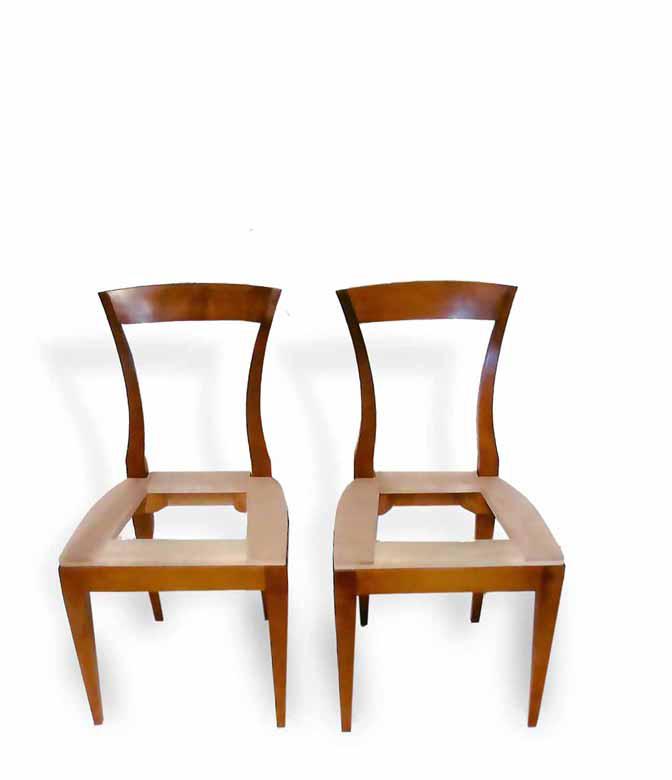 Modern Solid Wood Blackburn Furniture Chairs
